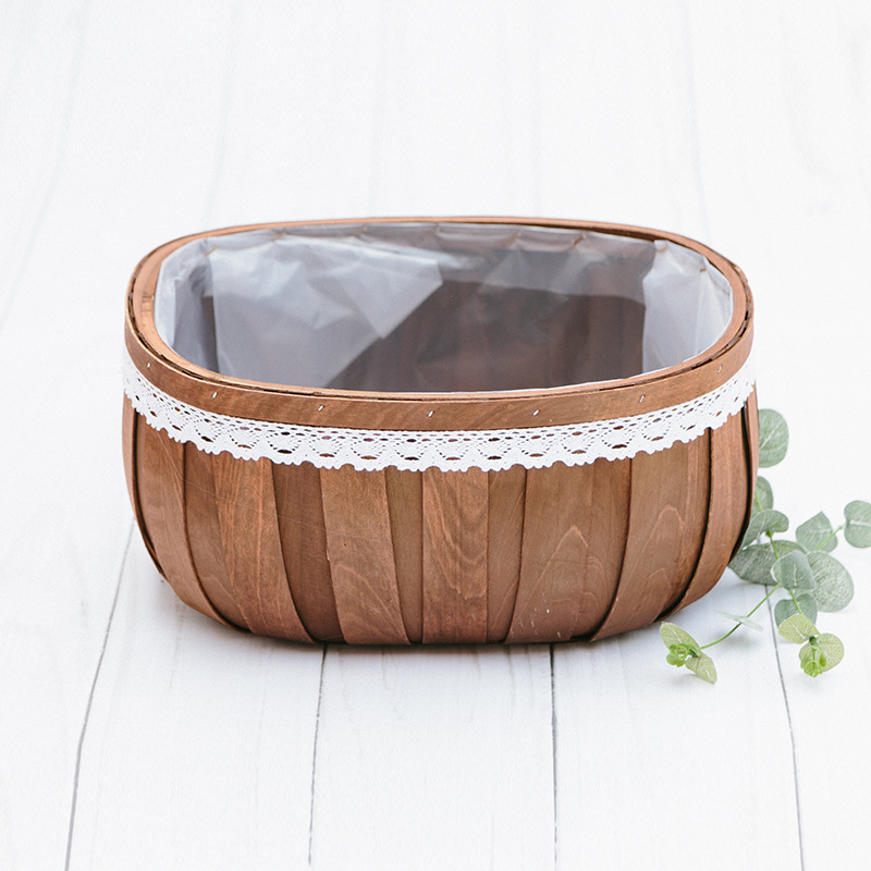 Baby Photography Props Wooden Bed Tub Case Fotografia Accessory ...