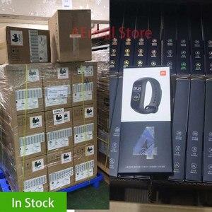 Image 2 - グローバルバージョンxiaomi miバンド4スマートウォッチリストバンドmiband 4心拍フィットスクリーンbluetooth 5.0中国
