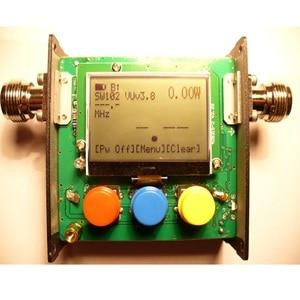 Image 5 - SureCom SW 102 דיגיטלי כוח Tester SWR מד & 2 RF מתאם כיסוי 125 MHz ~ 520 MHz עבור משדר חזיר סורק