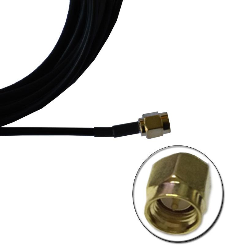 Car Window Glass Mount DAB Digital Car Radio Aerial Antenna SMB Right Angle Connector for car dvd player andorid