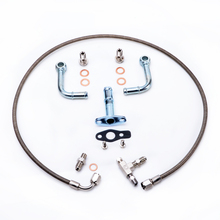 Kinugawa Turbo Oil and Water Line Kit for Mitsubishi TD04 TD04H TF035