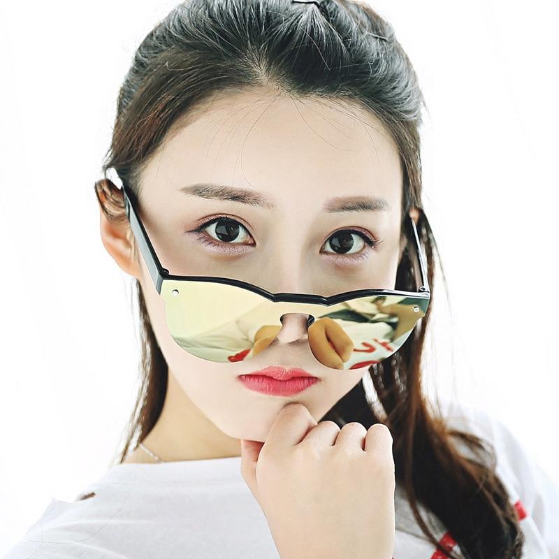 52d7340c0d Montura gafas de sol de las mujeres ojo de gato 2018 gafas de sol para mujer