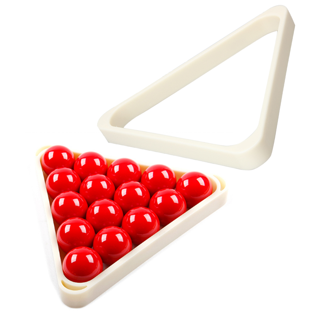 8 Ball Pool Billiard Table Rack Triangle Rack Standard Size Thickness  Sports EntertainmentISP In Snooker U0026 Billiard Accessories From Sports U0026  Entertainment ...