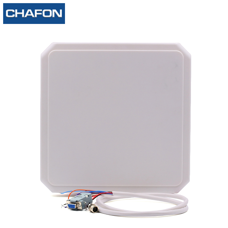 CHAFON 10m uhf long range rs485 rfid card reader writer provide free sdk and sample tags used for parking system rfid uhf card reader writer provide sdk and demo software to facilitate further development
