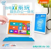 """Nueva llegada en la Acción 9.7 """"Teclast X98 Aire ii sistema Dual de la Tableta PC 2.16 GHz Pantalla Retina 2048×1536 2 GB RAM 32 GB Llamada telefónica"""