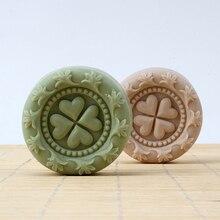 Николь круглая силиконовая форма для мыла ручной работы форма для шоколадных конфет для творчества из пластика глина инструмент для украшения
