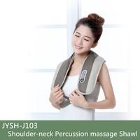 Neck Massager Electric Heating Massage Device Back Body Shiatsu Massage Equipment Waist Physiotherapy Equipment