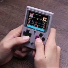 2019 Hot Sale New BittBoy V2 Video Game Console Retro Handheld Save/Load Game 400 in 1 Console Preload Steward System