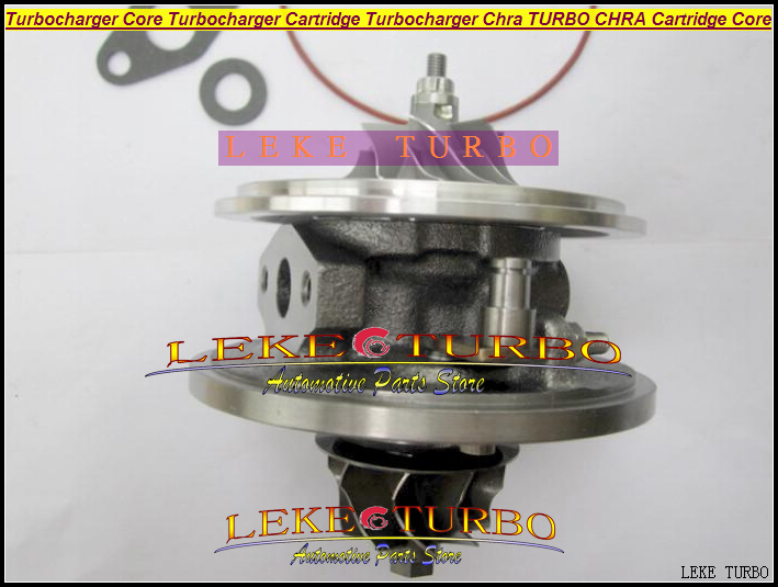 TURBO Cartridge CHRA Core GT1749V 701854-5004S 701854 Turbocharger For AUDI A4 Seat Ibiza 2 Leon VW Caddy Polo ASV 1.9L TDI 88kw turbo chra cartridge core gt1749v 717858 5009s 717858 0005 717858 for audi a4 a6 for skoda superb for vw passat b6 awx avf 1 9l