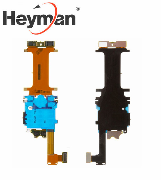 Heyman Flex Cable for <font><b>Nokia</b></font> <font><b>8800</b></font> Arte keyboard Button ,with components Ribbon Replacement image