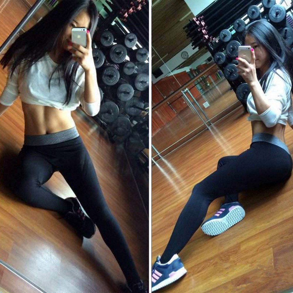 HW2016 NEW arrival New font b Women b font Sport Athletic Gym Workout Fitness Yoga Sexy