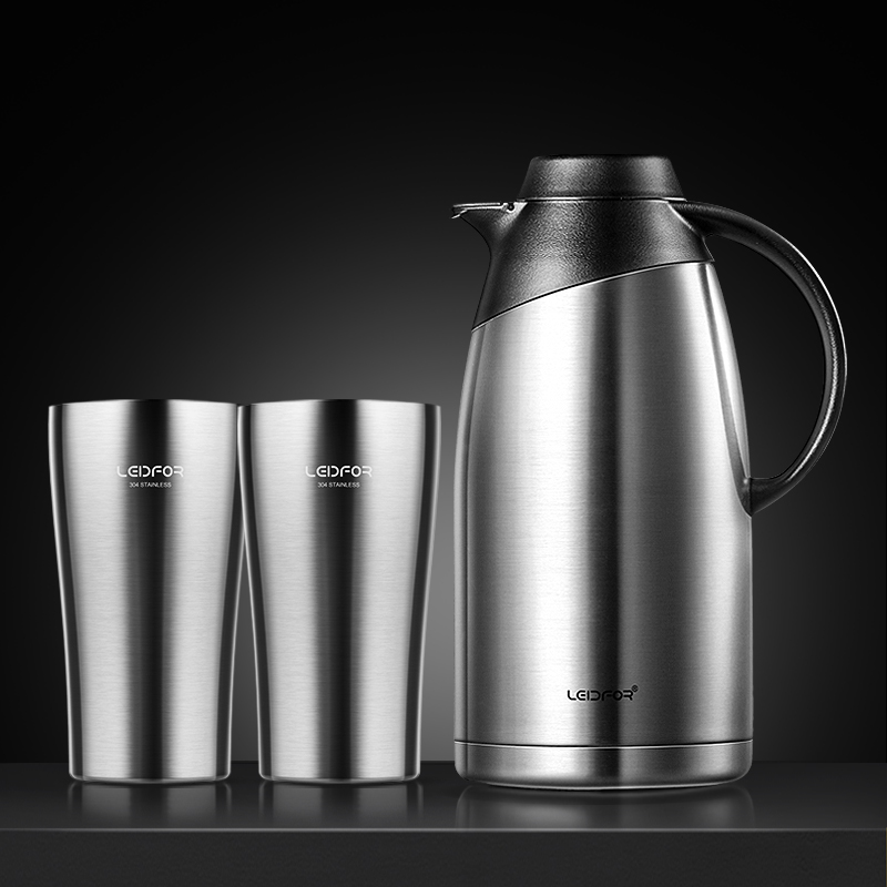 Thermos Thermal Jugs Double Wall Jug Thermoses Household Jug Stainless Steel Vacuum Flask Insulated Hot Cold Tea Water BottleThermos Thermal Jugs Double Wall Jug Thermoses Household Jug Stainless Steel Vacuum Flask Insulated Hot Cold Tea Water Bottle