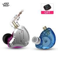 KZ ZS10 Pro Earphones 4BA+1DD Hybrid In Ear Headphone HIFI Headset DJ Monitor Earphone Earbuds KZ ZS10 AS10 ZST CCA C10 C16