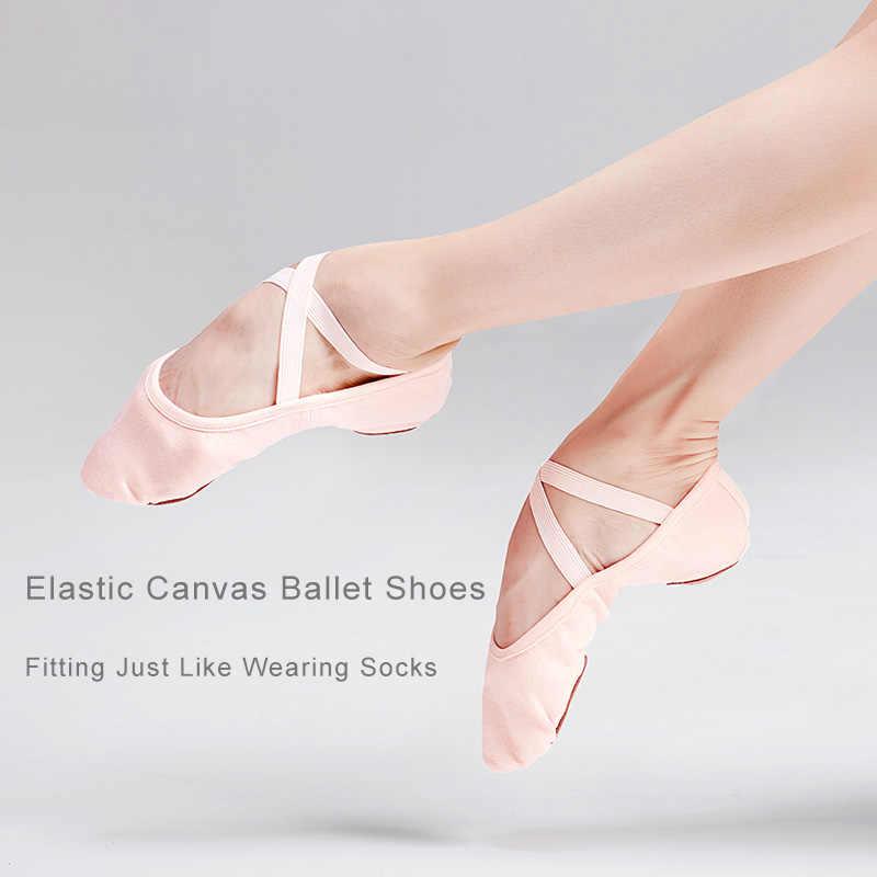 Perfecte voeten van deze tiener ballerina