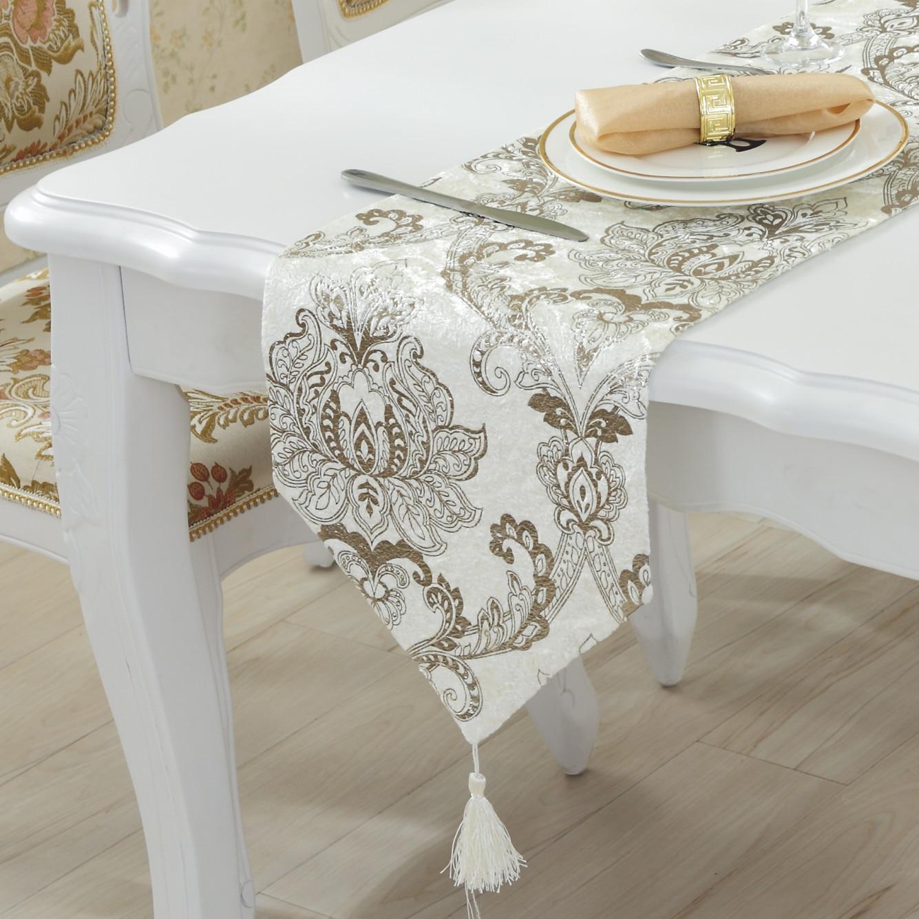 ︻European Gold Velvet Silver ⓪ Pressed Pressed Table