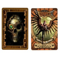 1pcs Bicycle Anne Stokes Steampunk Deck Magic Cards Playing Cards Magic Props Close Up Magic Tricks
