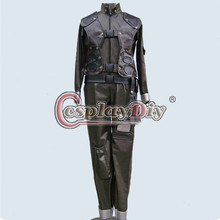 Cosplaydiy Battlestar Galactica Flight Suit Cosplay Costume For Adult's Carnival Party Uniform Custome Made D0822