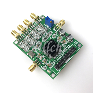 Image 3 - High speed /AD9854 module DDS evaluation board / signal generator / based on the official filter /AD9854/ package
