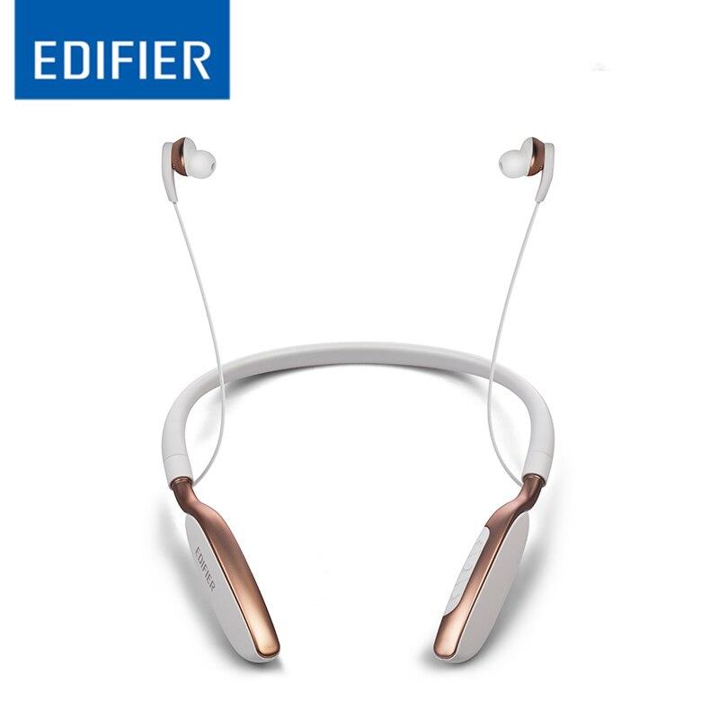 EDIFIER W360BT around-the-neck fone de Ouvido Sem Fio Bluetooth Fone de Ouvido Ergonômico Grande 13mm Drivers de Comandos de Voz Inteligente Fones De Ouvido 1