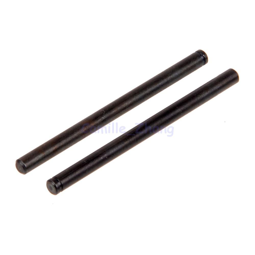 HSP 02036 წინა ქვედა საყრდენი Pin A 2P 1/10 RC მოდელის დისტანციური მართვის მანქანის სათადარიგო ნაწილები