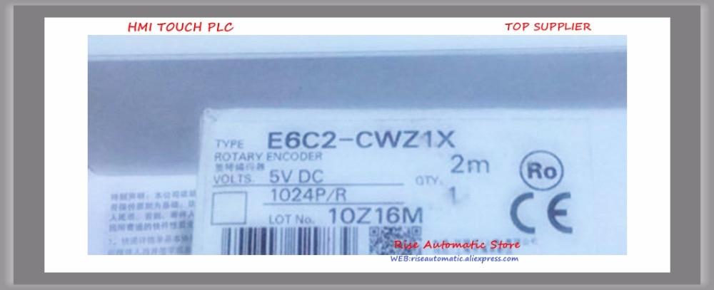 encoder E6C2-CWZ1X 1024P/R 5V DC New