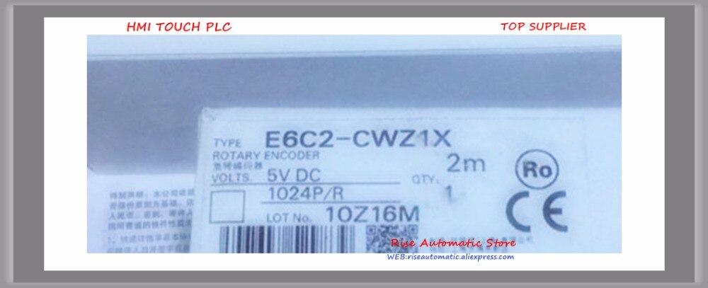 все цены на encoder E6C2-CWZ1X 1024P/R 5V DC New онлайн