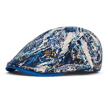 Cap spring and summer fashion female Women outdoor shopping beret hat