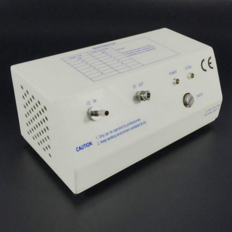 DC12V Laboratory ozone generator clinic ozone generator ;Oxygen regulator ;ozone collection bag ozotek ozone therapy generator with oxygen regulator free shipping