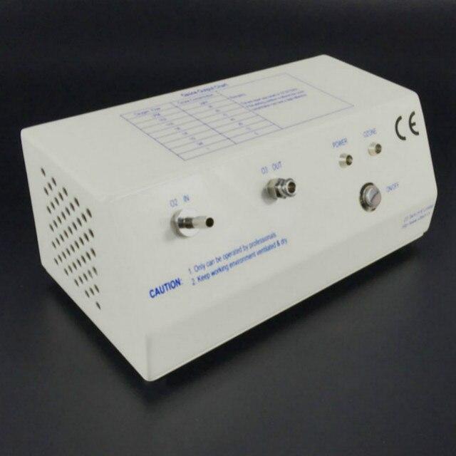 Generador de ozono de laboratorio DC12V, terapia de ozono clínica; Regulador de oxígeno; Bolsa de recolección de ozono