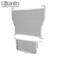 BJMOTO Motorcycle Radiator Guard Protector Cover For BMW S1000R 2014 2015 S1000RR 2010 2016 HP4 2012