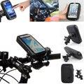 Bicicleta teléfono impermeable soporte de la bolsa para samsung galaxy s7 s6 edge j5 a5 j7 lg g5 para xiaomi 5 huawei p9 lite hasta 5.5 pulgadas