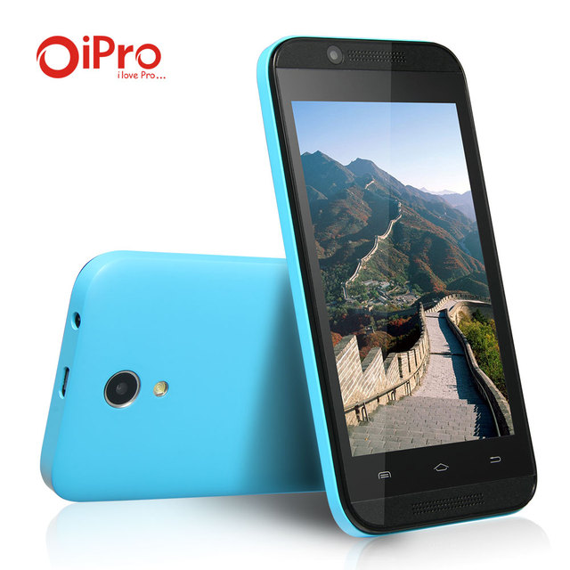 IPRO Wave 4.0 inch Smartphone Celular Android 4.4 MTK6572 Dual Core 512M RAM 4G ROM GSM/WCDMA Mobile Phone Dual SIM