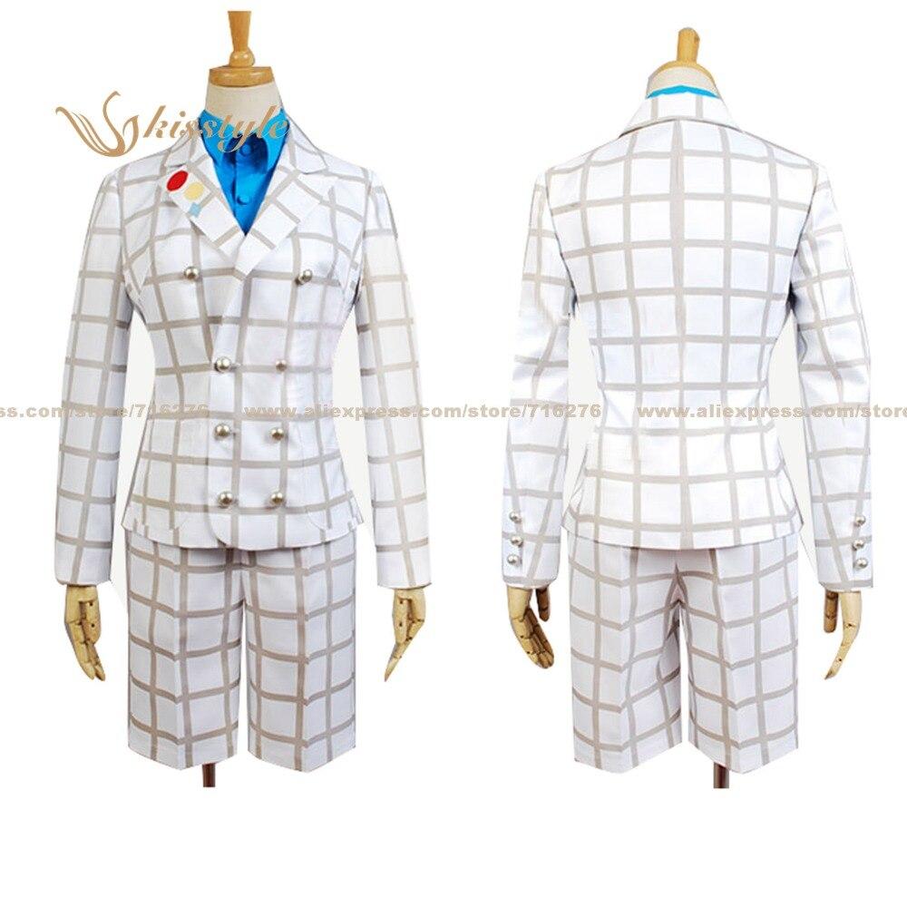 Kisstyle Fashion Dangan Ronpa Danganronpa Another Episode: Ultra Despair Girls Nagisa Shingetsu COS Clothing Cosplay Costume