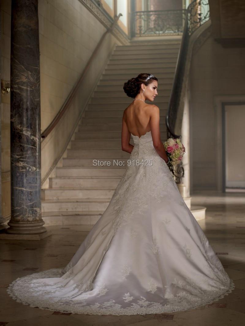 Wunderbar Schatz Satin Brautkleid Bilder - Hochzeit Kleid Stile ...