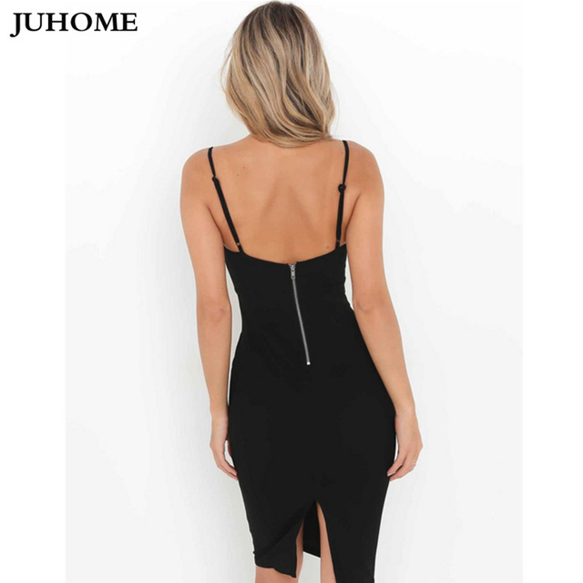 kendall jenner sexy Spaghetti Strap suspender dress sexy deep v neck bodycon Women backpack hip clothes sexy club party vestidos 1