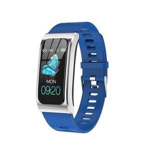Image 5 - AK12 スマートウォッチ防水心拍数モニターストップウォッチアラーム時計フィットネストラッカー腕時計ブレスレットアンドロイド Ios 用