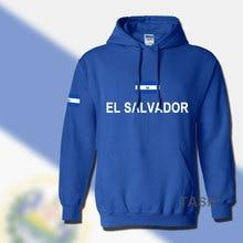 El Salvador hoodies men sweatshirt sweat new hip hop streetwear tracksuit nation footballer sporting country Salvadoran SLV