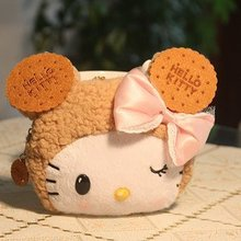Hello Kitty lovely wallet/Make up purse 17cm choose, Free-factroy wholesale