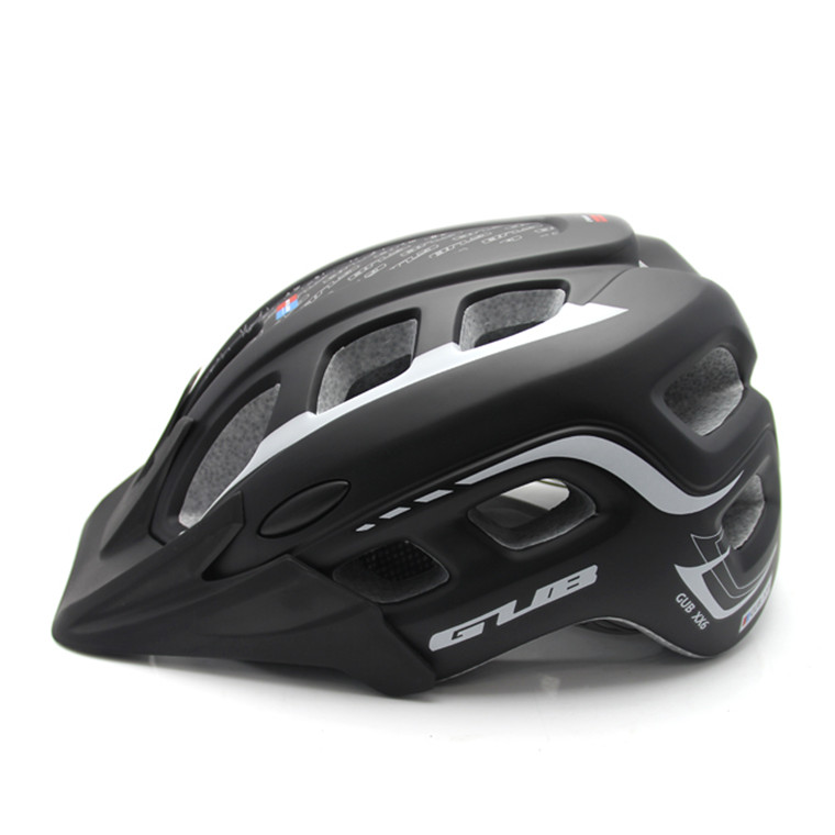 55-61cm GUB XX6 MTB Cycle bicycle cascos ciclismo mtb Helmet with high quality casco ciclismo for AM Bicycle Mountain Bike 275g