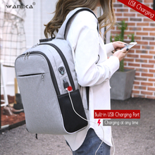 USB Charging Laptop Backpack 15.6 inch Anti Theft