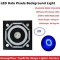 Профессиональный LED Halo Pixels свет DMX сценический свет 40 Вт RGBW 4в1 LED Par свет + 240 шт 5050 RGB светодиоды DMX диско свет для Dj