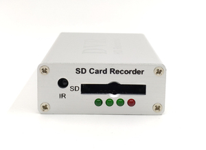 Image 2 - SD カード DVR ミニ CCTV レコーダー CVBS 記録モジュール 1CH hd リアルタイム監視