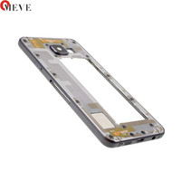 Original 2016 Middle Bezel Frame For Samsung GALAXY A3 A310 A310F Mid Middle Plate Frame Housing+ Small Parts