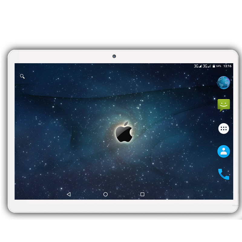 New Android 9.0 The Tablet 8 Core Ram 6GB Rom 64GB 3G 4G LTE 1280 800 IPS 5.0MP SIM Card Ips Tablet 10.1 Inch Tablette Pocket PC