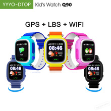 YYYO-DTOP Q90 Smart Watch for Kids
