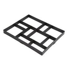 Diy Пластиковая форма для изготовления дорожек вручную Тротуарные