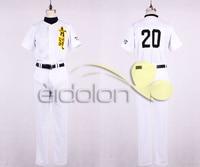 Ace of Diamond Daiya no Ace Sawamura Eijun Baseball suit sports Cosplay Costume Halloween costume