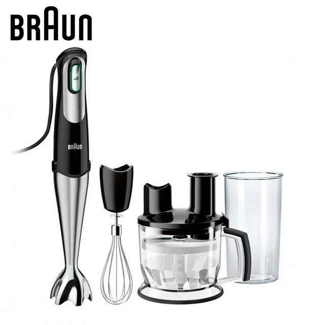 Braun Mq775 Patisserie Blender Electric Kitchen Hand Blenders Mixer Immersion Submersible Juice Professional Stick