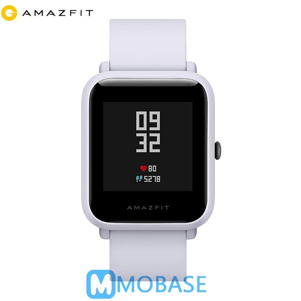 Anglais Version Hua mi Amazfit Bip Rythme Lite 100% D'origine montre connectée mi Fit Réflexion Smartwatch Étanche pour Xiao mi
