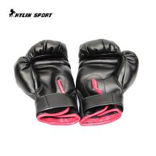 free shipping genuine glove adult paragraph boxing gloves fight glovesfighting training gloves цена